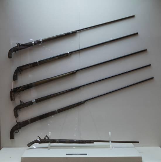 土地革命时期红军使用的土铳