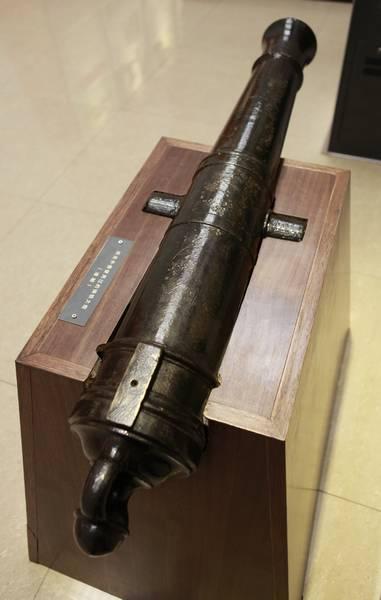 土地革命时期红军使用的土炮